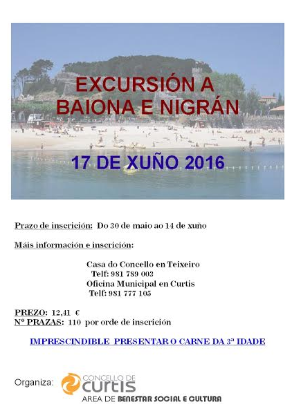 excursion 2016